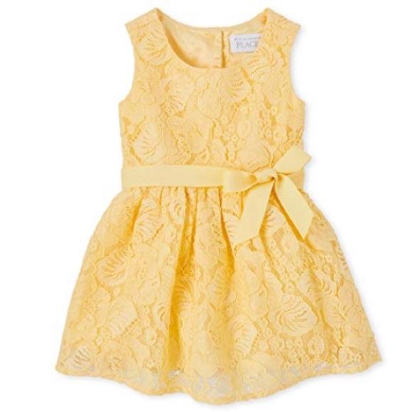 18-24m Toddler Girls' Sleeveless Pleated Dress